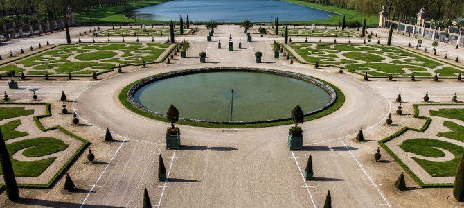 Le musée à la maison. 1 : Le château de Versailles